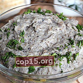 Hoe maak je een heerlijke champignonpastei?