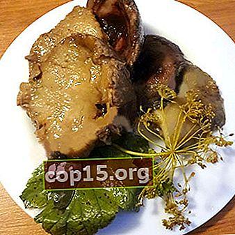 Come servire in tavola i funghi di latte salati e in salamoia