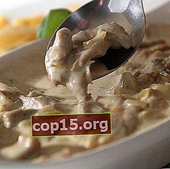 Hoe oesterzwammen koken met zure room: stap voor stap recepten