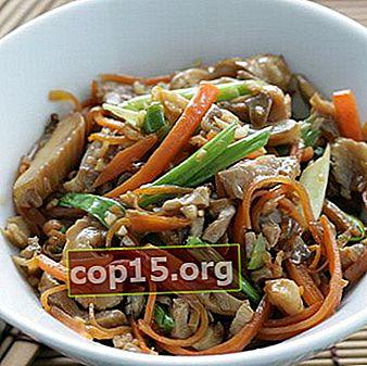 Oesterzwammen koken: recepten met foto's