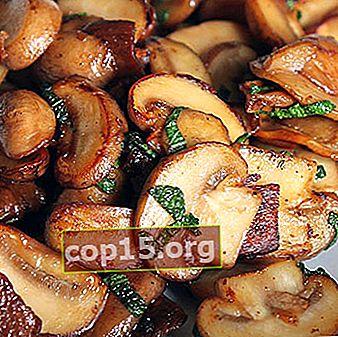 Ricette su come friggere i funghi porcini