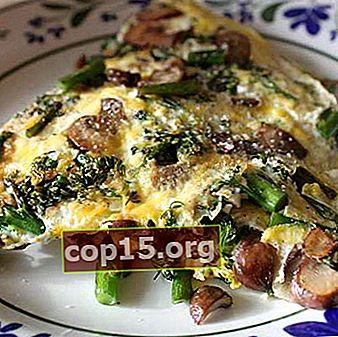 Frittata con funghi prataioli: ricette per piatti deliziosi