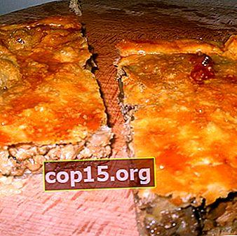 Recept på malet pajer och svamp