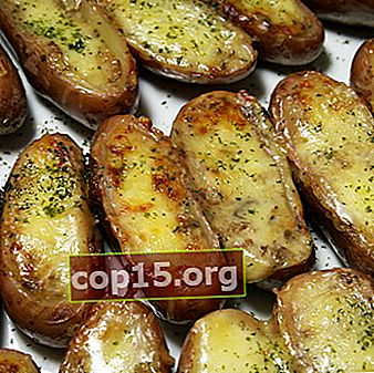 Patate ripiene di funghi: ricette con foto