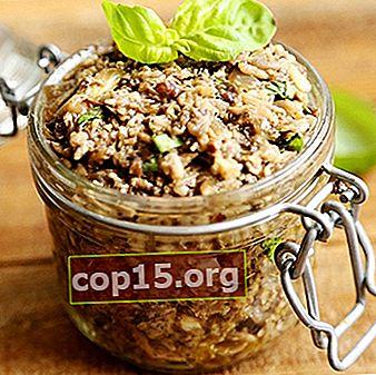 Come preparare il caviale dal caviale: ricette di funghi per l'inverno