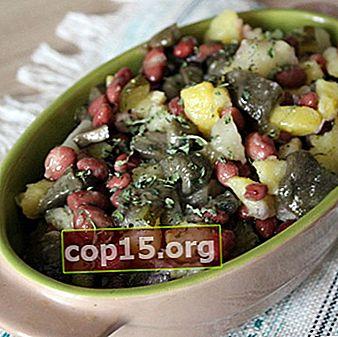 Insalate al burro: ricette per sfiziosi antipasti