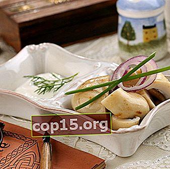 Quali piatti possono essere preparati con i funghi del latte?