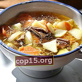 Come cucinare la zuppa di porcini: ricette fatte in casa