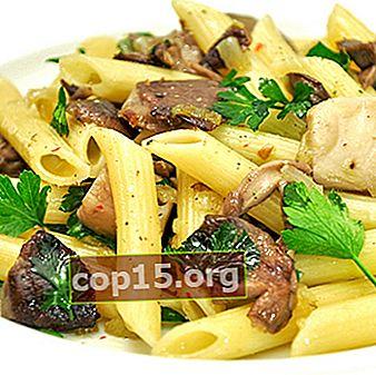 Pasta con funghi prataioli: ricette per pasta ai funghi
