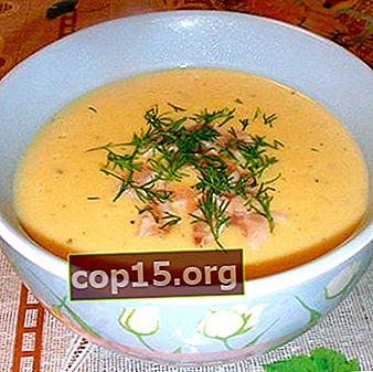 Zuppe con funghi chiodini e formaggio: ricette per primi piatti
