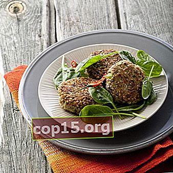 Cotolette di funghi magri: ricette facili con foto passo passo