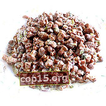 Finferli in panna acida: ricette per piatti a base di funghi