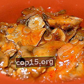 Pan di zenzero al pomodoro per l'inverno: ricette per preparazioni fatte in casa